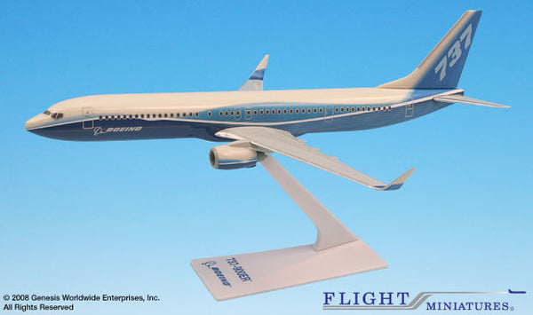 Flight Miniatures Boeing Demo 737-900ER 1/200 Scale Model with Stand