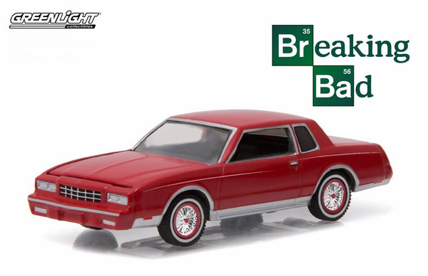 1982 Chevrolet Monte Carlo from Breaking Bad 1/64 Diecast