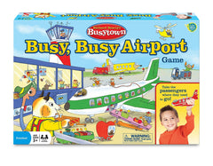 Richard Scarry's Busy town Airport - Children's Game
