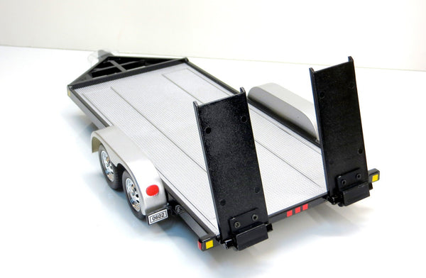 1/24 Scale Diecast Car Trailer Carrier