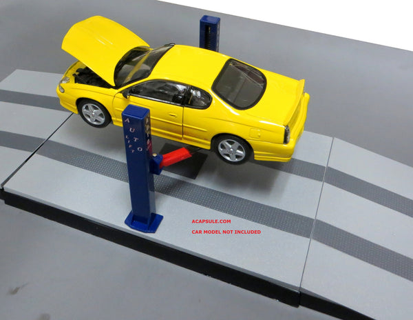 1/24 Scale Battery Operated Garage Shop Magic Auto Lift