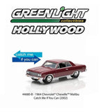 1964 Chevrolet Chevelle SS from Catch Me if You Can 1/64 Scale Diecast