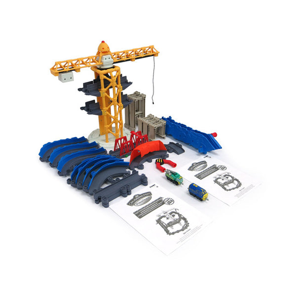 Chugginton Brewsters Big Build Set
