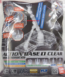 Bandai Action Base 1 Clear Display Stand