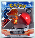 Pokemon XY Series 1 Clip n Carry Poke Ball