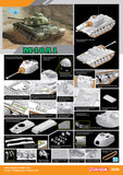Dragon 1/35 M48-A1 Patton Model Kit