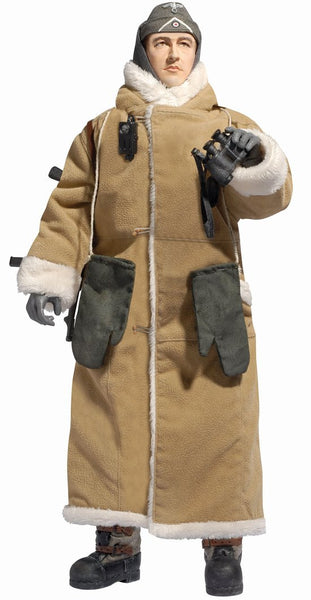 Dragon 1/6 Scale Action Figures Anton Bohm - WH Sentry Duty NCO , 21. Infnaterie-Division, Heeresgruppe Nord (Feldwebel) WWII Leningrad 1942-43