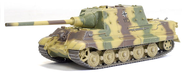 Dragon Armor Jagdtiger Henschel 1./s.Pz.Jg.Abt.653 Germany 1945 1/72 Scale Model Tank