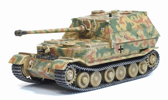 Dragon Armor Sd. Kfz. 184 Elefant w/ Zimmerit 1/72 Scale Model Tank