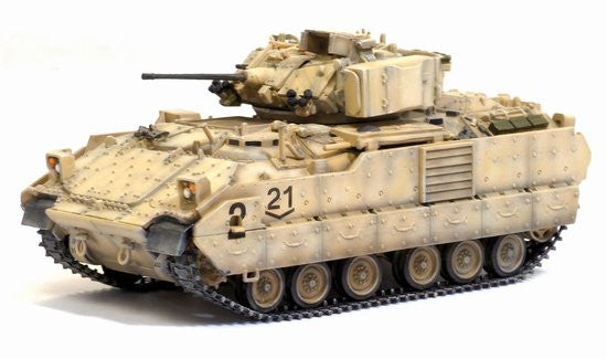 Dragon M2A2 Bradley Iraq 2003 1/72th Scale Model