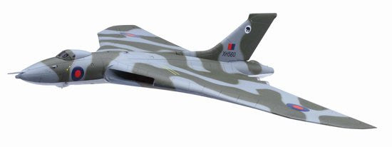 Dragon Avro Vulcan B.2 1/200 Scale Model Plane with Stand