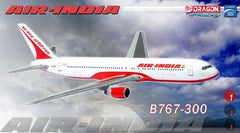 Air India Boeing 767-300 1/400 Diecast Model w stand