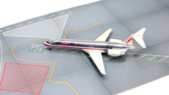 Dragon Wings TWA B717-200 (TWA American Merger Livery) 1/400 Diecast Model