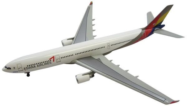 Dragon Wings Asiana Airlines A330-300 1/400 Diecast Model F-WWYE (HL7747)