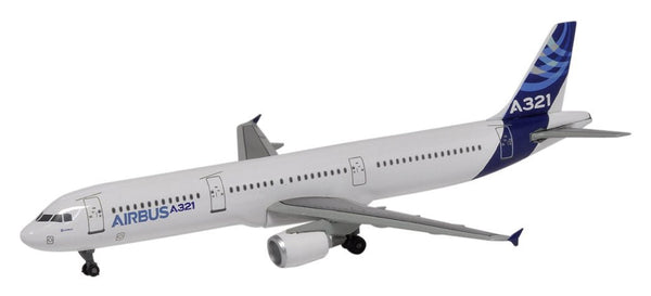 Airbus Corporate A321 Livery 1/400 Diecast Model