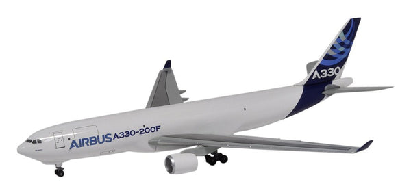 Airbus Corporate A330-200F 1/400 Model w/ Stand & Gears