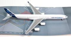 Airbus Corporate A340-600 1/400 Model w/ Stand & Gears