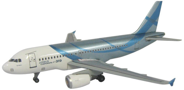 Dragon Airbus A319 Corporate Jet 1/400 Diecast Model
