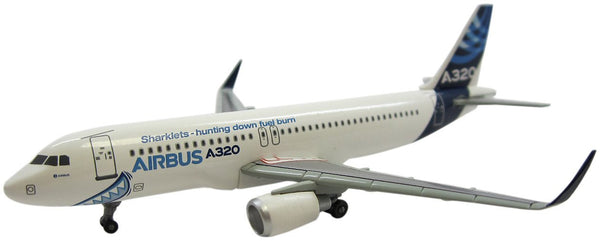 Airbus Corporate A320 Sharklet Special Livery 1/400 Diecast Model