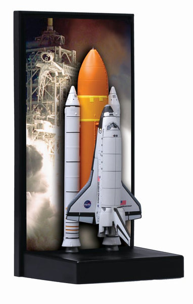 Dragon Space 1/400 Space Shuttle Endeavour with Solid Rocket Booster (STS-88)