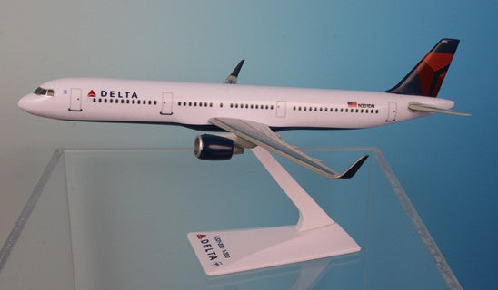 Flight Miniatures Delta Airlines Airbus A321-200 1/200 Scale Model with Stand