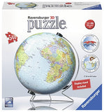 The Earth 3D Puzzle, 540 Pieces by Ravensburger