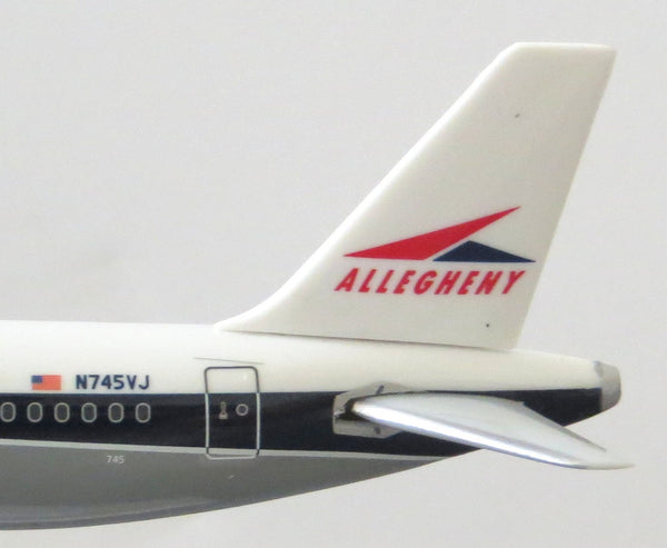 Flight Miniatures American Airlines Allegheny Heritage Livery Airbus A319 1/200 Scale Model with Stand