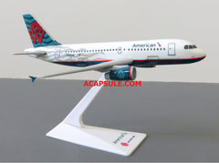 Flight Miniatures American Airlines America West Heritage Livery Airbus A319 1/200 Scale Model with Stand