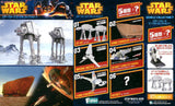 F-TOYS STAR WARS Vol 7 Vehicle Collection Kit (One Random Blind Box)