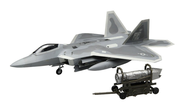 Fujimi F-22 Raptor 1/72 Scale Model Kit