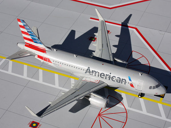 Gemini 200 American Airline NEW LIVERY A319 1/200 Diecast Scale Model G2AAL417