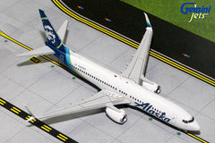 Gemini 200 Alaska Airlines Boeing 737-800S 1/200 Diecast Scale Model #G2ASA594 REG#N563AS