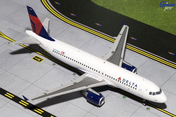 Gemini 200 Delta Airlines Airbus A320-200 1/200 Diecast Scale Model REG#N374NW