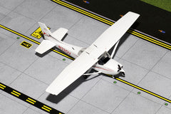 Gemini Sporty's Pilot Shop Red Cessna 172 Skyhawk 1/72 Diecast Scale Model