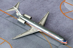 Gemini Jets American Airlines Polished MD-82 1/400 Diecast Model REG#N574AA