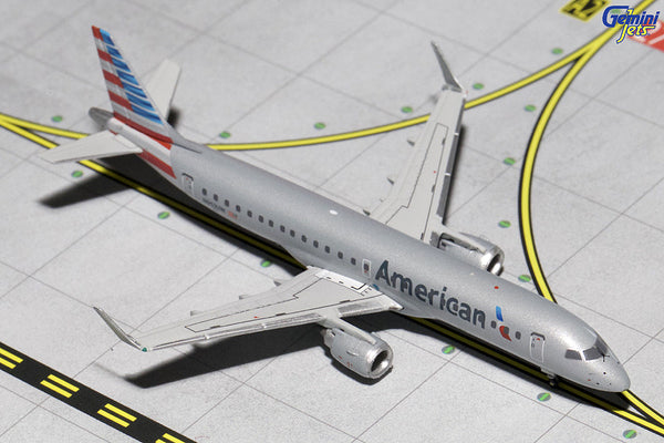 Gemini Jets American Eagle Embraer 190 1 400 Scale Diecast