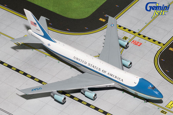 Gemini Jets Air Force One Boeing VC-25A GJAFO1438 1/400 Diecast Scale Model