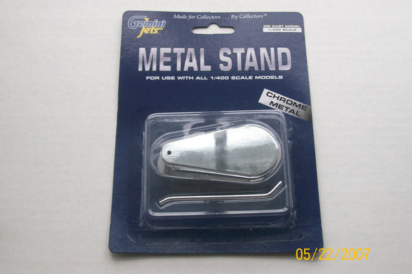 Gemini Metal Stand for 1/400 Scale Planes