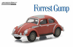 Volkswagen Classic Beetle from Forest Gump 1/64 Diecast