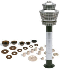 Herpa Airport Accessories Airport Tower Set 1/500 Scale