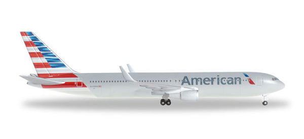 Herpa Wings American Airlines 767-300er 1/500 Scale Model Reg#N349AN