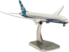 Hogan Wings Boeing 787-9 Rollout Livery 1/400 Diecast Model with Stand