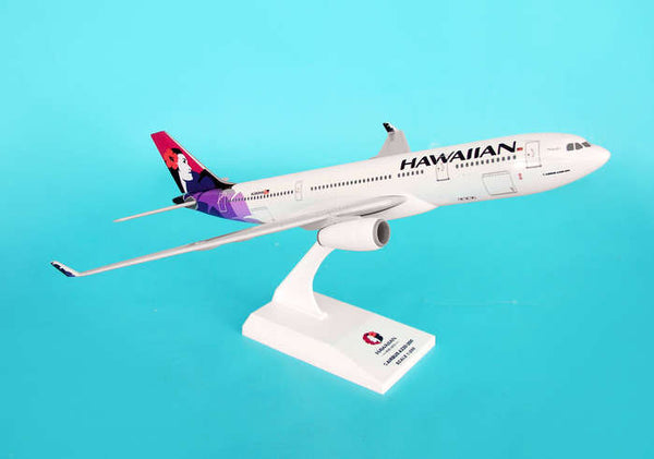 Skymarks Hawaiian Airlines Airbus A330-200 1/200 Scale Model Plane