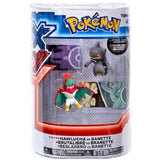 Tomy Pokemon X & Y Hawlucha vs Banette 2 pack Small Figures