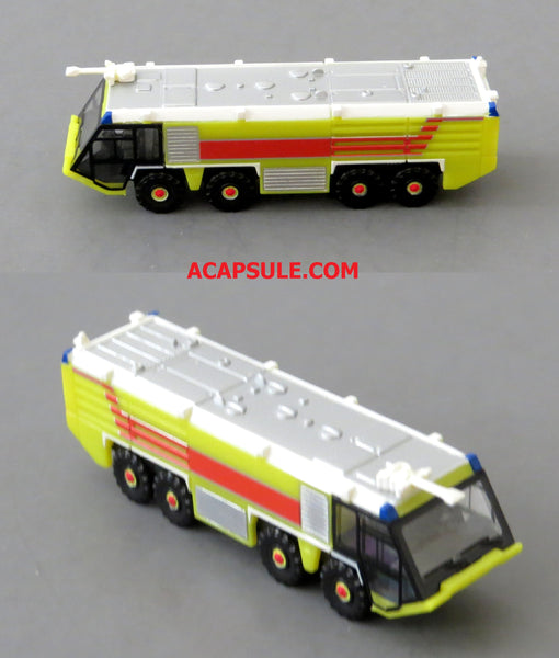 Herpa Scenix Airport Fire Truck Lime Green 1/200 Scale