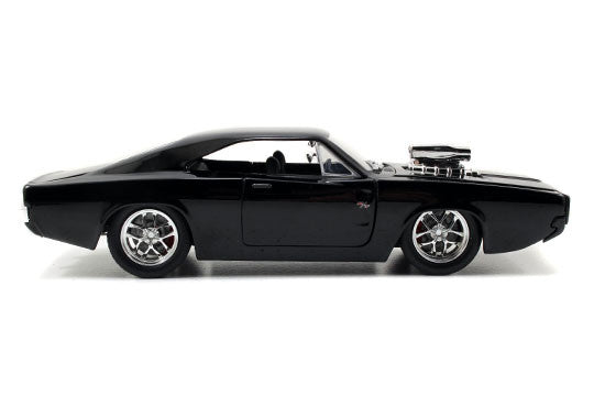 Fast and Furious Dom's Dodge Charger R/T 1/24 Scale Diecast Model