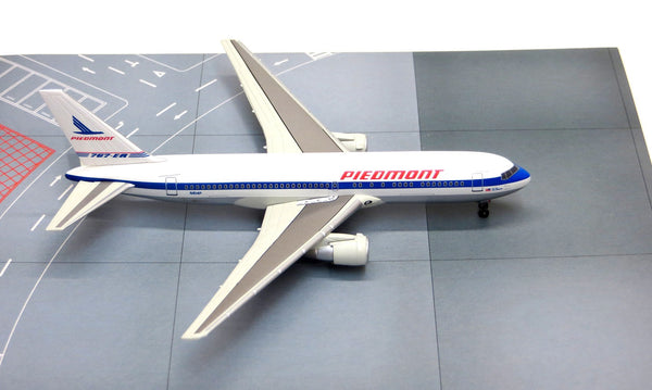 Jet-X Piedmont Airlines 767-200 N614P City of Los Angeles Diecast Model 1/400 Scale