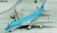 Jet-X Korean Air Cargo 747-400BCF Diecast Model 1/400 Scale HL7606