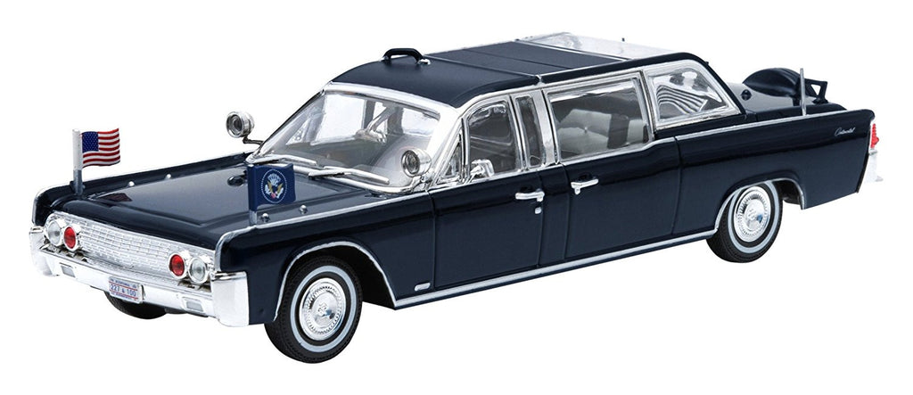 John F Kennedy S Presidential Limo 1961 Lincoln Continental Ss 100 X