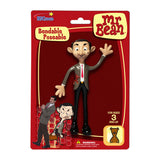 Mr. Bean Bendable Poseable Figure